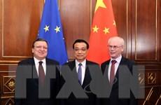 Trung Quốc-EU cam kết đẩy nhanh đàm phán thỏa thuận đầu tư