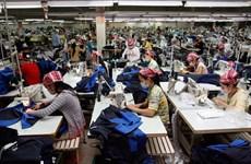 Xuất khẩu may mặc của Thái Lan sẽ tăng trưởng hạn chế