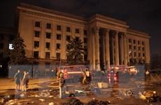 Hoạt động đòi công lý cho các nạn nhân vụ phóng hỏa ở Odessa