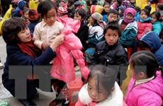 Người Việt tại Na Uy gây quỹ ủng hộ trẻ em nghèo, khuyết tật