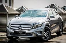 Mercedes-Benz Malaysia ra mắt mẫu xe thể thao GLA mới