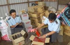 Lạng Sơn xử lý 359 vụ buôn lậu, gian lận thương mại trong một tháng