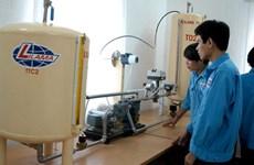 Trường nghề đầu tiên của Việt Nam gia nhập hiệp hội nghề châu Âu