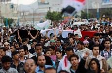 Cảnh sát Yemen đụng độ người biểu tình đòi ly khai, 2 người chết