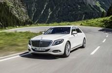 Mercedes-Benz nhận đặt hàng mẫu S550 plug-in hybrid ở Nhật