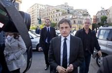 Thủ tướng Italy phẫn nộ khi cựu thị trưởng Rome dính líu mafia