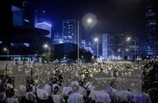 Hong Kong: HKFS xem xét rút khỏi các địa điểm biểu tình