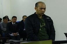 Xử đối tượng cuối cùng trong vụ cướp ngân hàng ở phố Bạch Mai