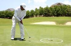Hà Nội dẫn đầu nội dung golf tại Đại hội thể dục thể thao