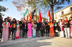 Nhiều hoạt động phong phú trong ngày văn hóa Việt Nam tại Italy