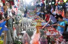 Hàng Việt đang chiếm ưu thế trên thị trường Giáng sinh 2014
