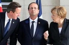 Nhiều nước Liên minh châu Âu bất đồng về vấn đề nhập cư