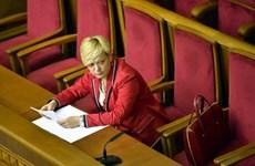 Tăng trưởng kinh tế của Ukraine đã giảm 7,5% trong năm 2014