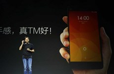 Giá trị vốn hóa thị trường của Xiaomi ước đạt 45 tỷ USD