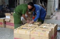 Phó Thủ tướng gửi thư khen công an triệt phá vụ buôn lậu thuốc lá lớn