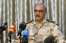 Quân đội Libya kêu gọi Liên hợp quốc dỡ bỏ cấm vận vũ khí