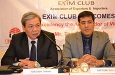 Doanh nghiệp Việt Nam-Ấn Độ có thể hợp tác trên nhiều lĩnh vực