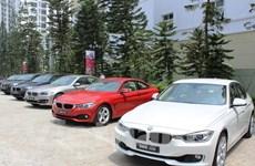 BMW vẫn là thương hiệu xe sang số một thế giới năm 2014