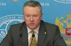 Nga không đàm phán về tiêu chí dỡ bỏ trừng phạt với EU