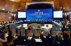 Trưởng đoàn Nhật-Hàn-Mỹ họp bàn tiến trình đàm phán 6 bên