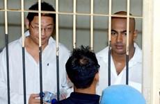 Kêu gọi Indonesia xét lại án tử hình với 2 công dân Australia