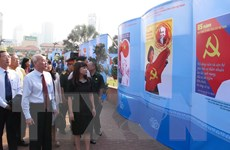Triển lãm 85 tranh cổ động tấm lớn kỷ niệm ngày thành lập Đảng