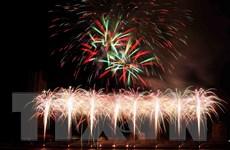 Cuộc thi trình diễn pháo hoa Quốc tế Đà Nẵng diễn ra cuối tháng 4