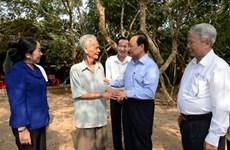 TP.HCM hỗ trợ 19 tỷ đồng cho địa phương nuôi giấu cán bộ