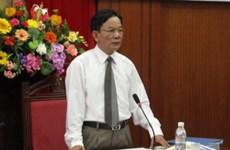 Ông Hoàng Văn Chất được bầu là Bí thư Tỉnh ủy Sơn La