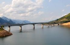 Sơn La: Cầu Pá Uôn bắc qua hồ sông Đà có trụ cao nhất Việt Nam