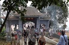 Hà Tĩnh: Tưng bừng khai hội chùa Hương Tích năm 2015