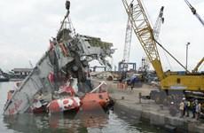 Indonesia xây đài tưởng niệm nạn nhân máy bay QZ8501