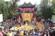 """Cam kết thực hiện tốt """"4 không, 3 giảm"""" tại lễ hội chùa Hương"""