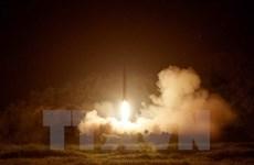 Hàn Quốc kêu gọi Liên hợp quốc trừng phạt Triều Tiên vì bắn tên lửa