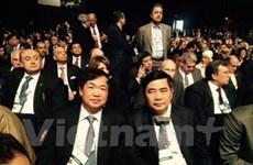 Việt Nam sẵn sàng chia sẻ kinh nghiệm phát triển kinh tế với Ai Cập