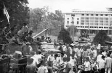 Tuyên truyền hướng tới kỷ niệm 40 năm Ngày giải phóng miền Nam