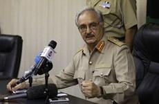 Tư lệnh Quân đội Libya cảnh báo nguy cơ IS tràn sang châu Âu