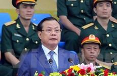 Lễ míttinh kỷ niệm 40 năm Ngày giải phóng Thừa Thiên-Huế