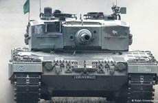 Quân đội Đức trang bị thêm hàng loạt xe tăng sẵn sàng tham chiến