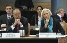 Lãnh đạo IMF và WB khẳng định luôn sẵn sàng hợp tác với AIIB