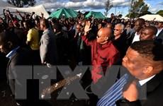 Nam Phi phát động chiến dịch chống tấn công người nước ngoài