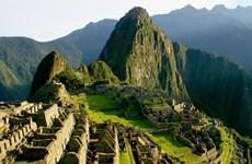 Peru thông qua kế hoạch bảo tồn danh thắng Machu Picchu