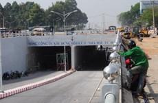 Đồng Nai: Thông xe hầm chui Tam Hiệp chịu được động đất cấp 6