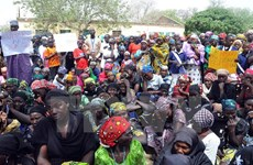 Nigeria giải thoát thêm hơn 230 phụ nữ, trẻ em khỏi Boko Haram