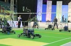 Khai mạc vòng Chung kết cuộc thi Robocon toàn quốc tại Cần Thơ