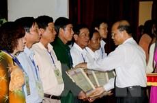Các tỉnh tổng kết bốn năm học tập và làm theo gương Bác Hồ