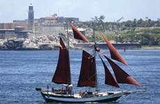 Cuba và Mỹ lần đầu tiên tổ chức cuộc đua thuyền buồm giao hữu