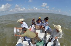 Việt Nam hợp tác với IUCN bảo tồn, phát triển nguồn lợi thủy sản