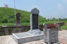 """Đề nghị di dời 6 tấm bia """"dựng chui"""" còn lại tại đền Trần Thái Bình"""