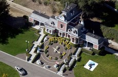Trang trại của Michael Jackson được rao bán 100 triệu USD